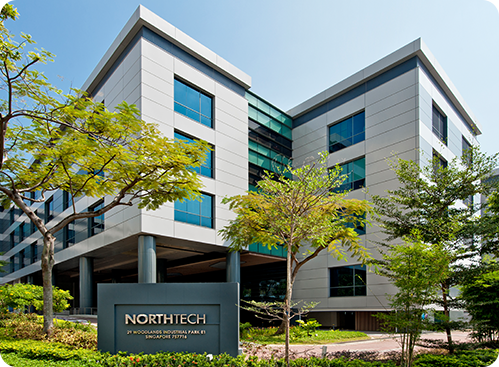 NorthTech - After construction
